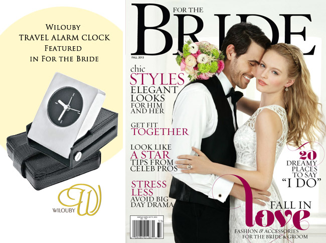 Wilouby - For The Bride Magazine